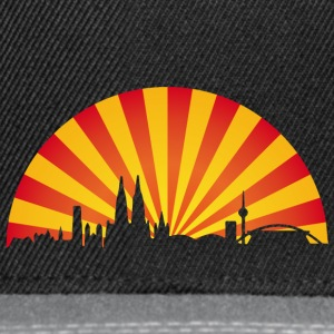 Cologne City skyline - Casquette snapback