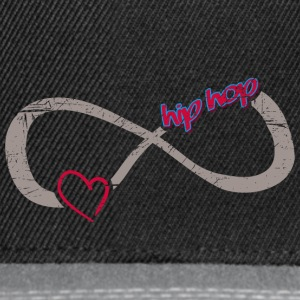 Infinite Love ∞ I Love HipHop ∞Lifestyle - Snapback Cap