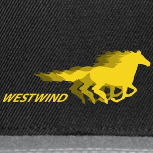 west wind - Snapback Cap