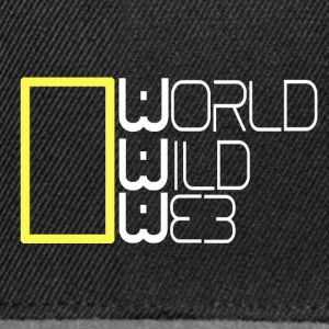 World Wild Web - Snapback Cap