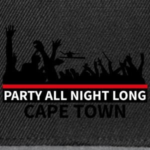 CAPE TOWN Party - Casquette snapback