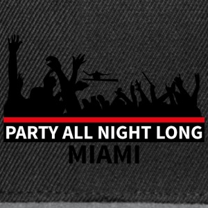 MIAMI Party - Casquette snapback