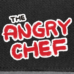 Chef / Chef Cook: The Angry Chef - Snapback Cap