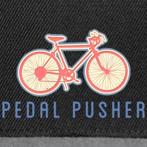 Bicycle Pedal Pusher - Casquette snapback