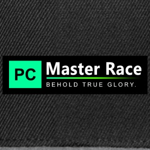 Race Master PC - Casquette snapback