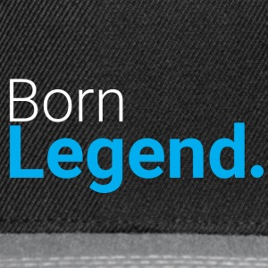 Born Legend - Snapback cap