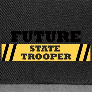 Polizei: Future State Trooper - Snapback Cap