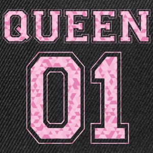 QUEEN 01 - Pink Edition - Snapback cap