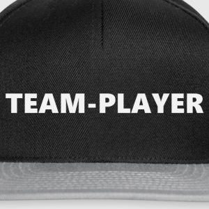 Teamplayer 3 (2172) - Snapback Cap