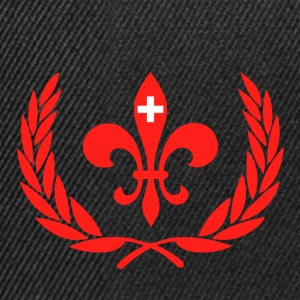 Swiss Spirit Collection - Snapbackkeps