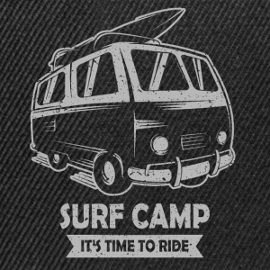 Surf Camp - Snapbackkeps