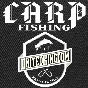CARPFISHING UNITED KINGDOM - Snapback Cap