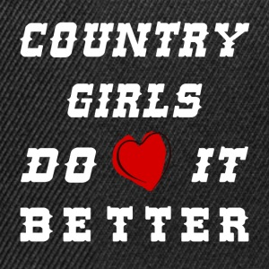 country girls - Snapback Cap