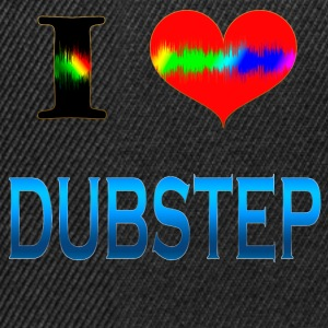 I Love Dubstep - Snapback-caps