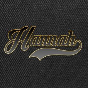 Casquettes et bonnets hannah commander en ligne - Prenom hannah ...