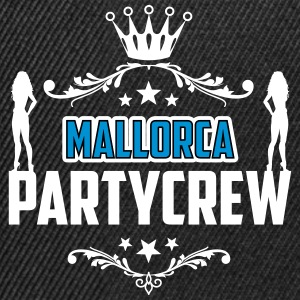 Party! Mallorca! Malle! Springbreak! - Snapback Cap