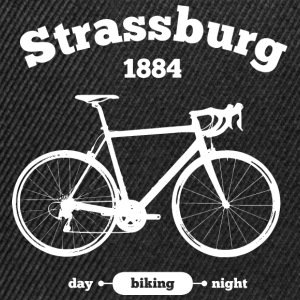 Bicycle Strassburg - Snapback Cap