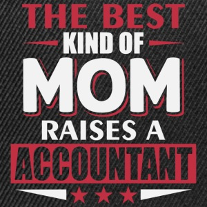 Mom Accountant mutter - Snapback Cap