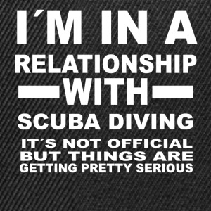 Relationship with SCUBA DIVING - Snapback Cap