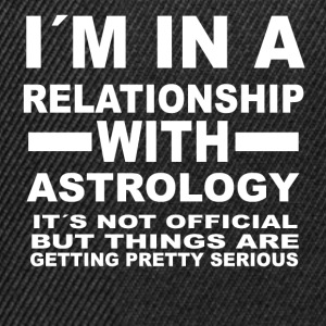Relationship with ASTROLOGY - Snapback Cap