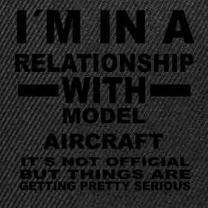 Relationship with MODEL AIRCRAFT - Snapback Cap