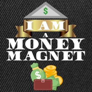 Money Magnet - Snapbackkeps
