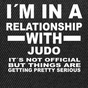 Relationship with JUDO - Snapback Cap