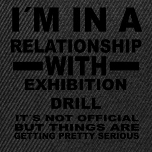 relationship with EXHIBITION DRILL - Snapback Cap