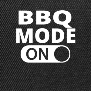 MODE ON barbecue - Snapback Cap