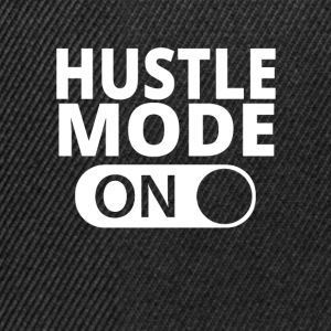 MODE ON HUSTLE - Snapback Cap