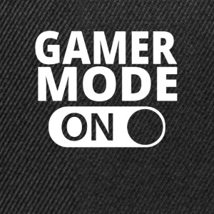 MODE ON GAMER - Snapback Cap