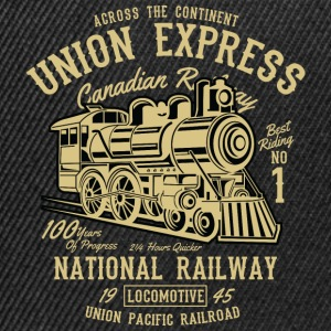 Union Express2 - Snapback Cap