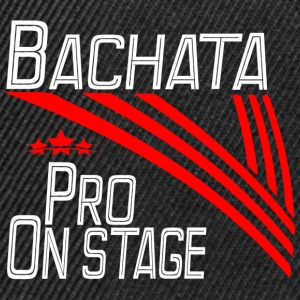 Bachata Pro - On Stage - Pro Dance Edition - Casquette snapback