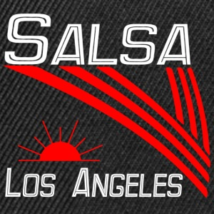 Salsa Los Angeles Classic white -Pro Dance Edition - Snapback Cap
