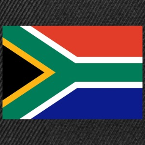 South Africa Flag - Snapback Cap