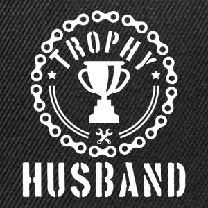 Trophy Husband - Snapback Cap