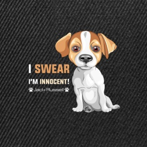 T-shirt Animaux | Innocent Jack Russel - Casquette snapback