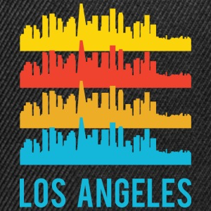 Pop Los Angeles Skyline - Snapback Cap