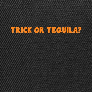 trick or tequila T-shirt - Casquette snapback