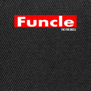 Funny Mens Uncle Funcle Definition Funny Uncle - Snapback Cap