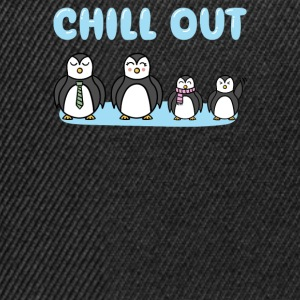 Chill Out - Snapback Cap
