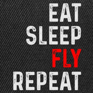 FLY REPEAT - Snapback Cap