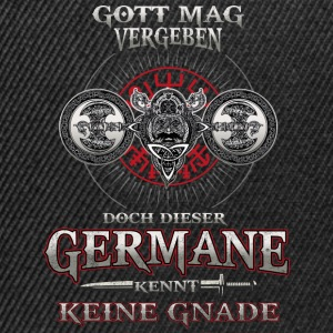 Germane! Odin! - Snapback Cap