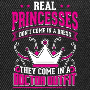 REAL PRINCESSES doctor - Snapback Cap