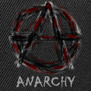 anarchia - Snapback Cap