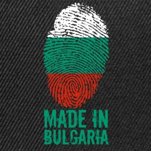 Made in Bulgaria / Made in Bulgaria България - Snapback Cap