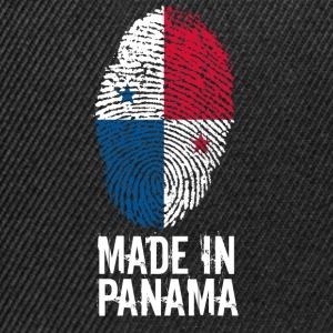 Made In Panama / Panamá - Snapback Cap