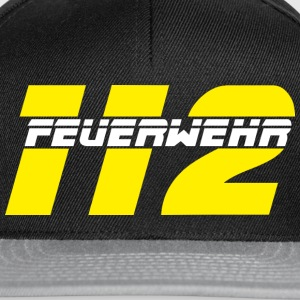 Fire Department Emergency 112 - Snapbackkeps