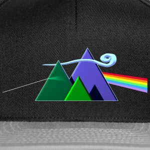 Dark Side Of The Mountains - Casquette snapback