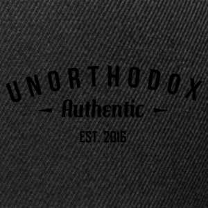 Unorthodox Authentic - Casquette snapback